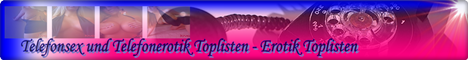 10 Erotik Toplisten & Telefonsex Toplisten als I Frame